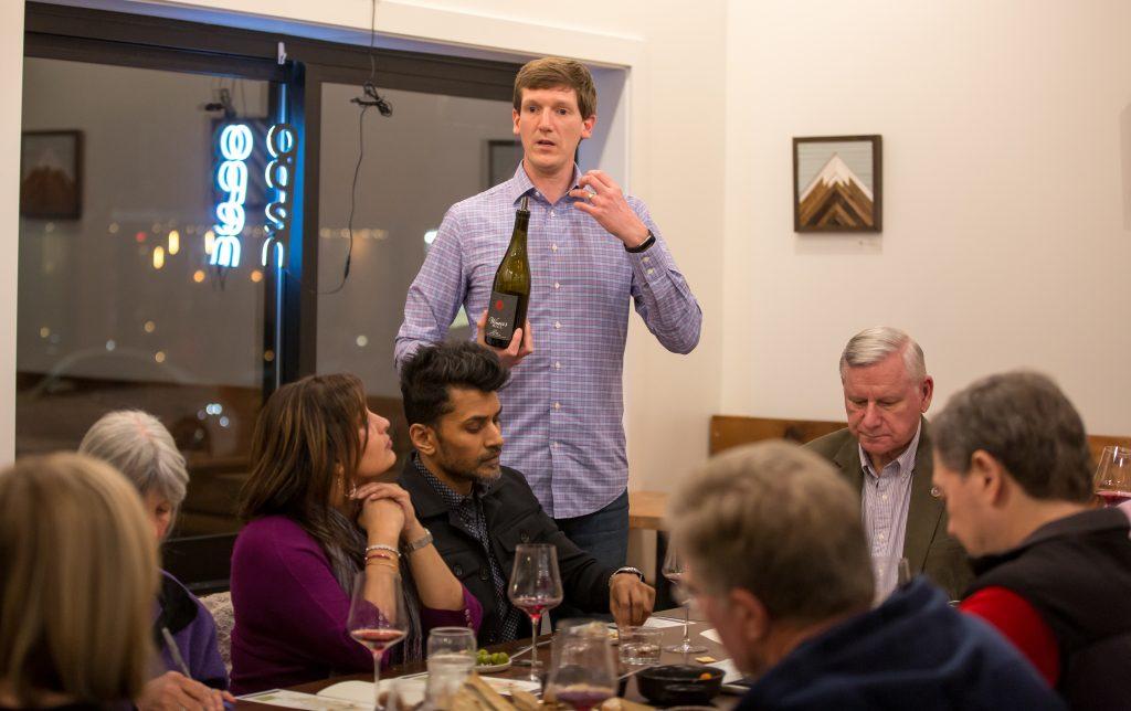 Willamette Wine Concierge wine class